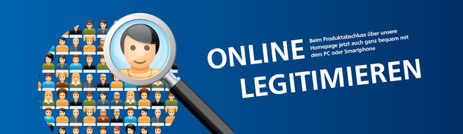 Online-Legitimation | Volksbank und Raiffeisenbank