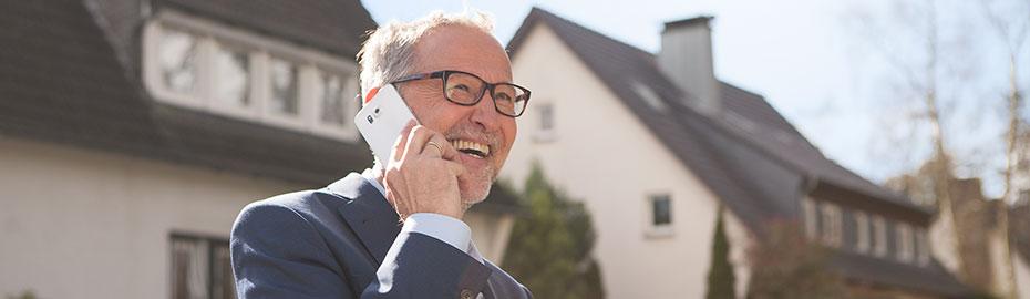 Wertpapiergeschäfte per Telefon | Volksbank und Raiffeisenbank