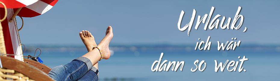 Urlaub | Volks- und Raiffeisenbank